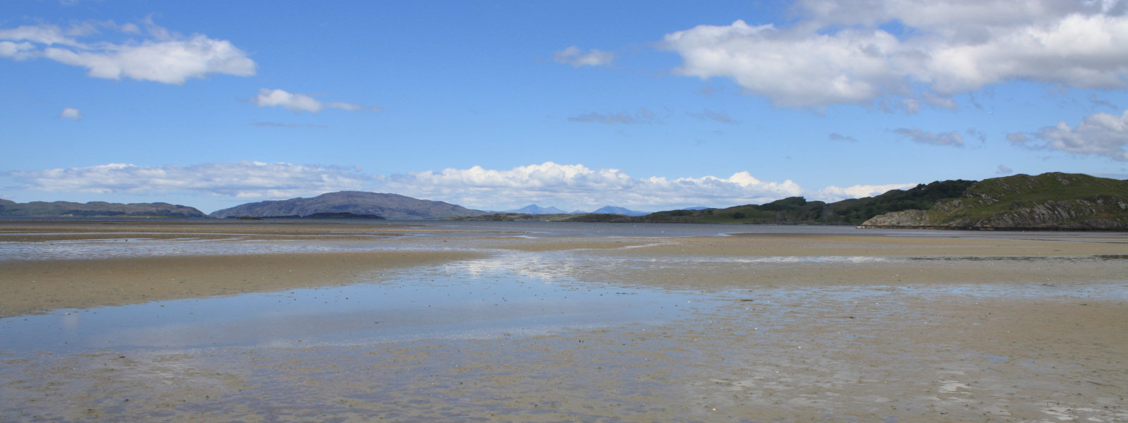 Crinan Ferry Beach