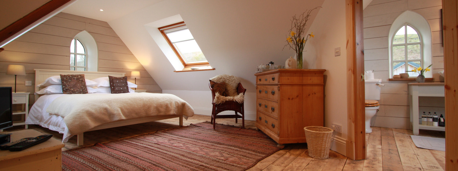 Bedroom in Winterton B&B